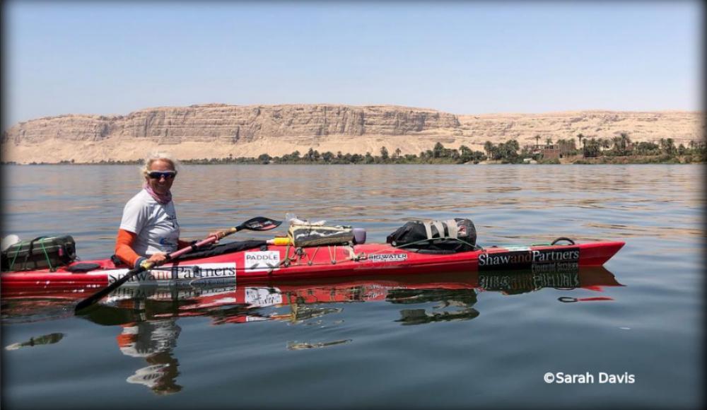 Paddle the Nile