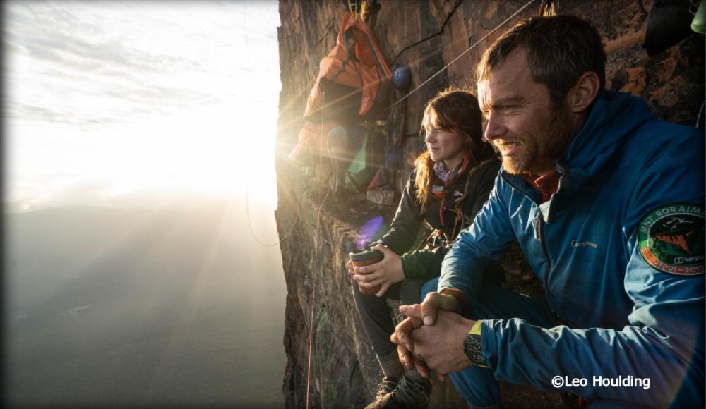 Roraima Free Climb