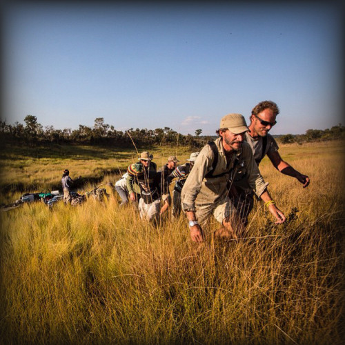 Into the Okavango Expedition