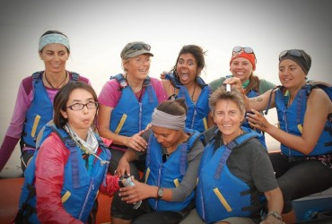 Access Water Ganges River Expedition Finishes