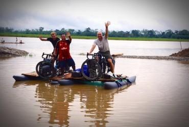 Polish Brothers bike the Amazon